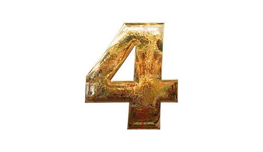 444など、4のゾロ目のエンジェルナンバーの意味とは?