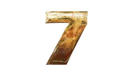 エンジェルナンバー77777など、7のゾロ目が示す意味は?