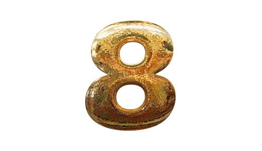 エンジェルナンバー88888など、8のゾロ目が教える意味は?