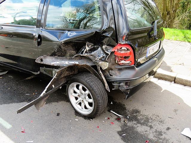 車の事故の夢