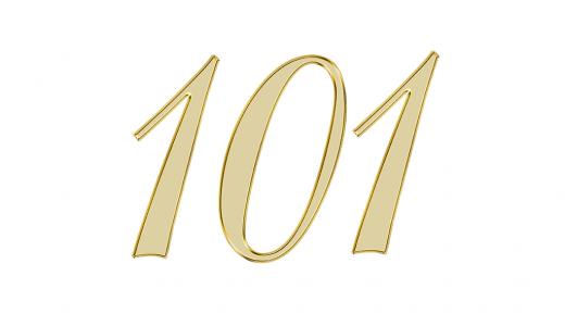 101のエンジェルナンバーはあなたに何を伝えているのか?