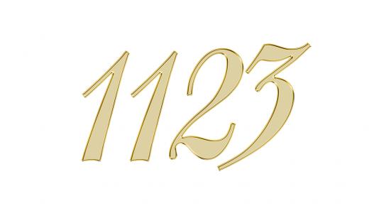 1123のエンジェルナンバーが示す意味やメッセージとは?