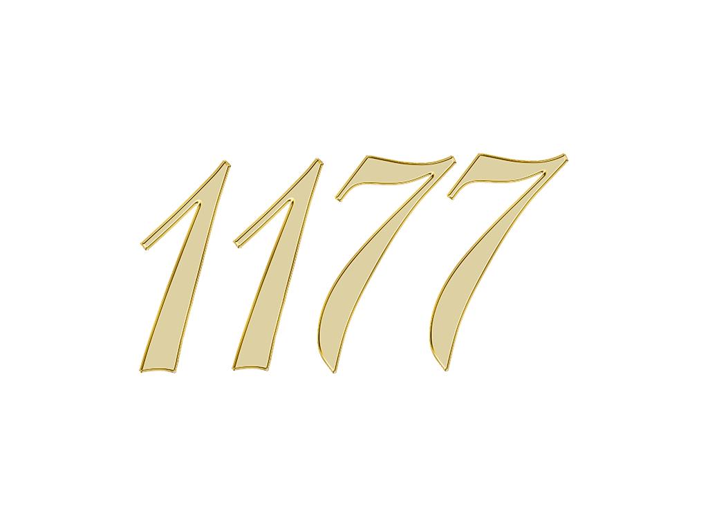 エンジェルナンバー 1177