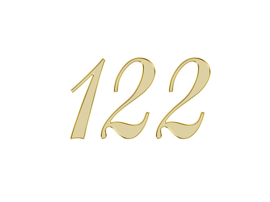 エンジェルナンバー 122