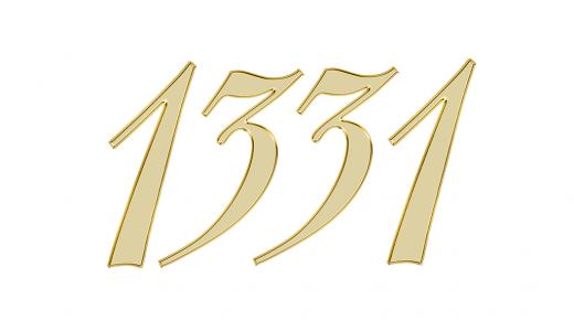 エンジェルナンバー1331が伝える意味やメッセージとは?