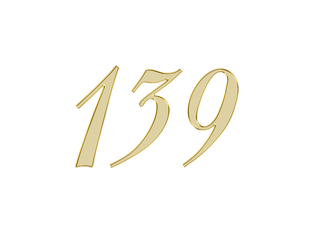 エンジェルナンバー 139