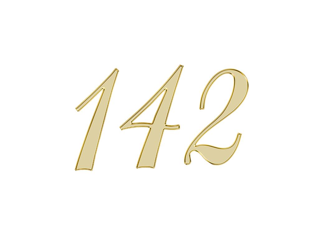 エンジェルナンバー 142
