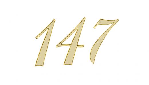 エンジェルナンバー147の意味は【天使からの後押し】
