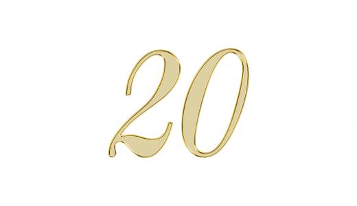 エンジェルナンバー20が示す意味やメッセージとは?
