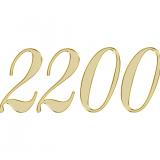エンジェルナンバー 2200