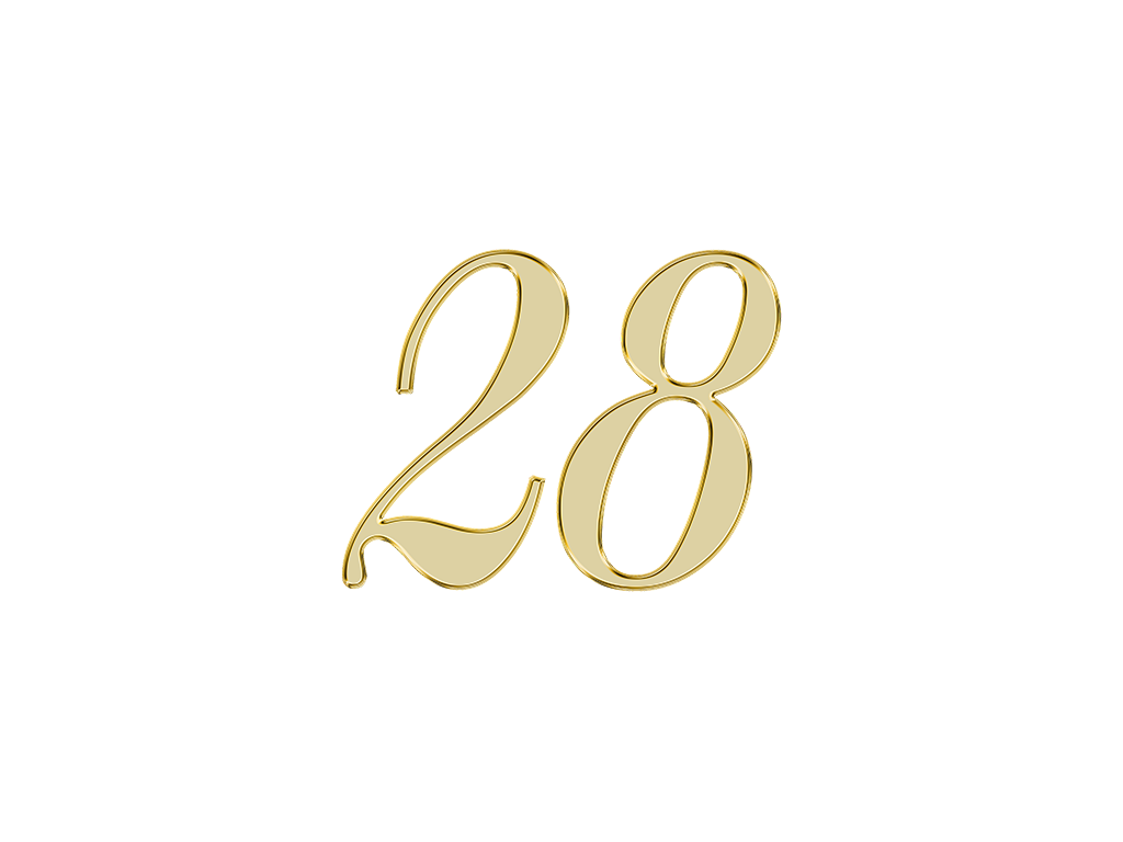 エンジェルナンバー 28