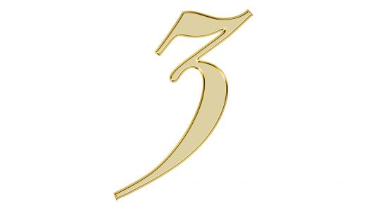 エンジェルナンバー3の意味やメッセージとは?