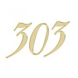 エンジェルナンバー 303