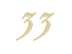エンジェルナンバー 33