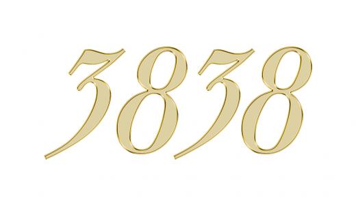 エンジェルナンバー3838が表す意味やメッセージとは?