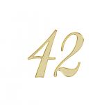 エンジェルナンバー 42