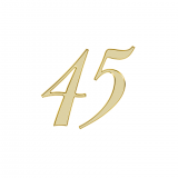 エンジェルナンバー 45