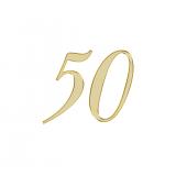 エンジェルナンバー 50