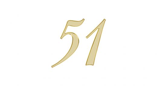 エンジェルナンバー51の意味やメッセージとは?