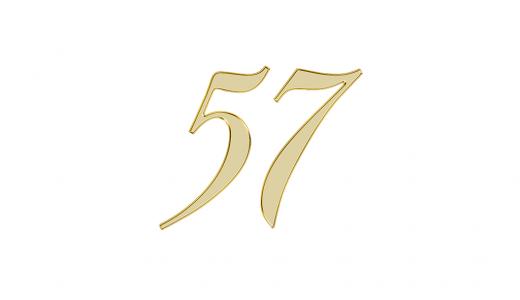 エンジェルナンバー57の意味は『正しい変化』