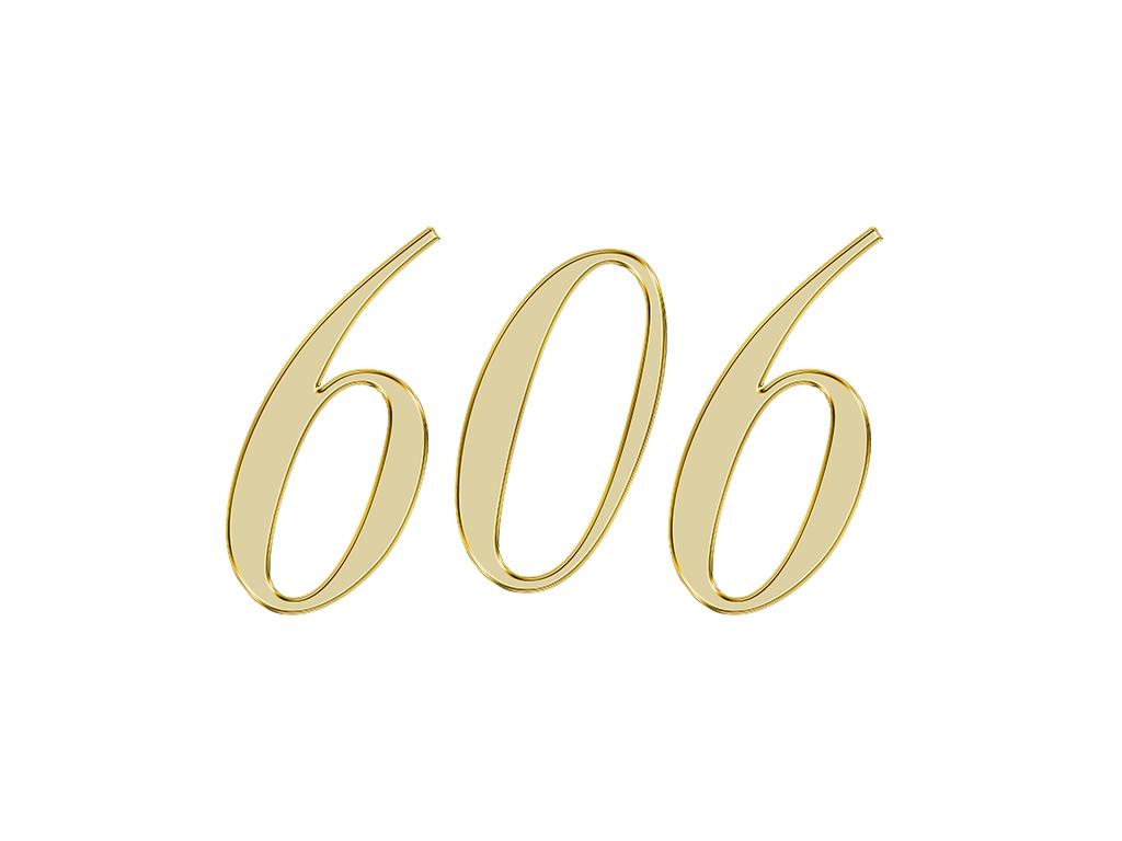 エンジェルナンバー 606