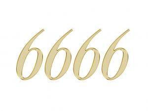 エンジェルナンバー 6666
