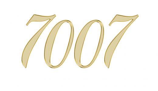 エンジェルナンバー7007は何を意味する?そのメッセージ