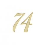 エンジェルナンバー 74