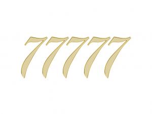 エンジェルナンバー 77777