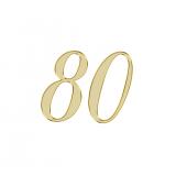 エンジェルナンバー 80