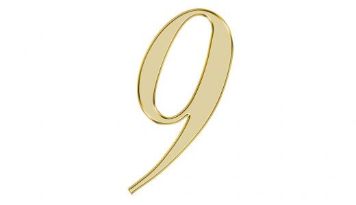 エンジェルナンバー『9』に込められた意味とは?