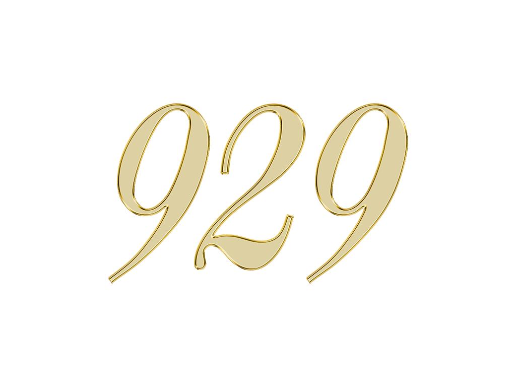 エンジェルナンバー 929