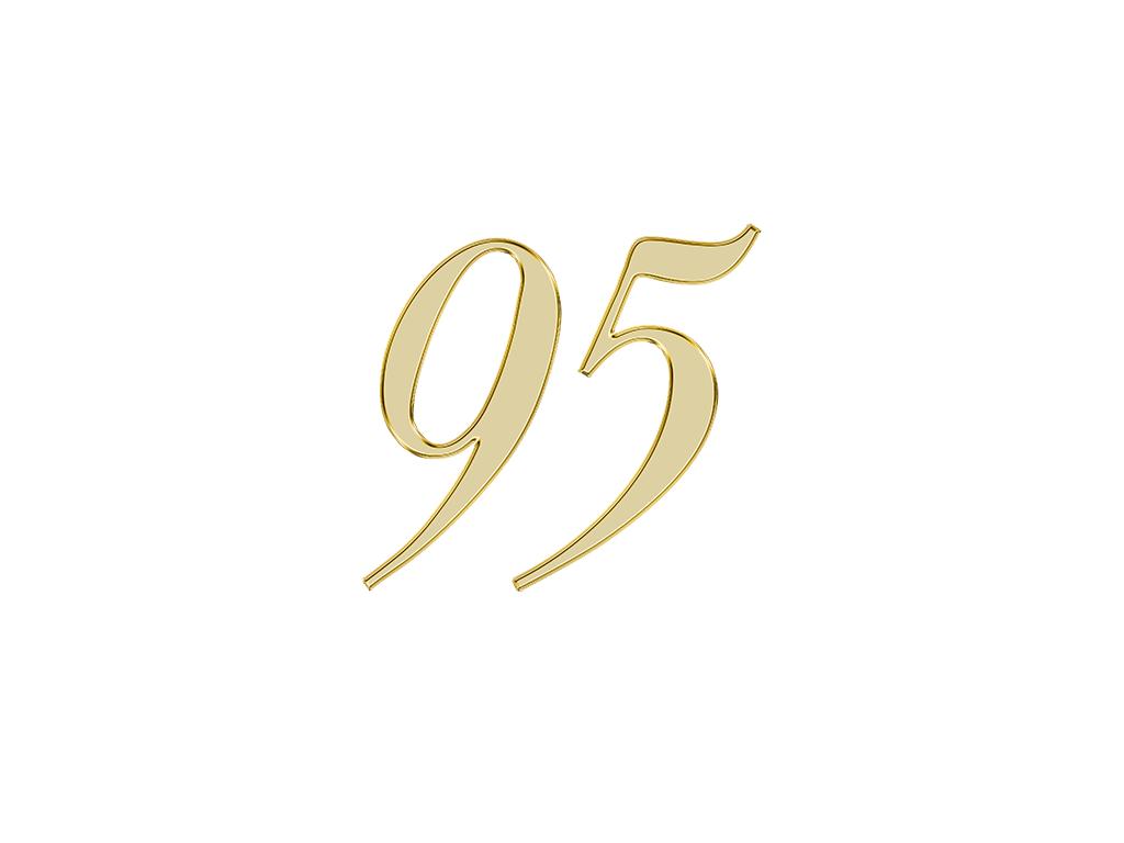 エンジェルナンバー 95