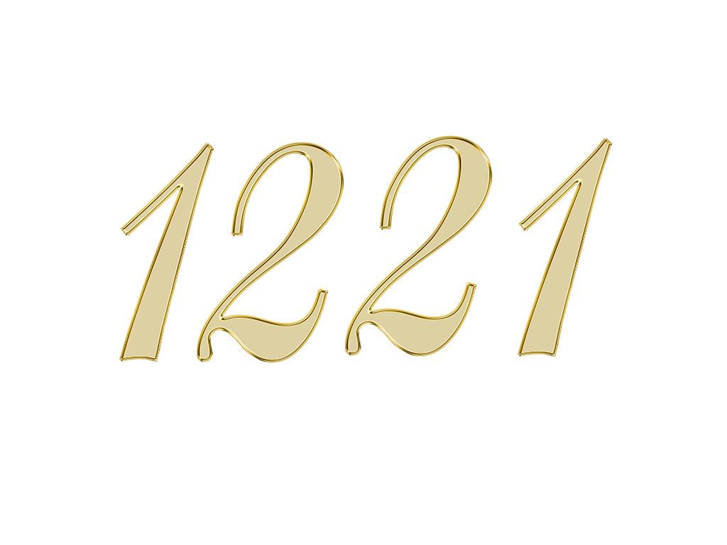 1221 エンジェルナンバー