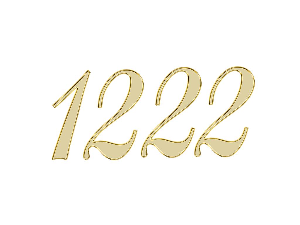 1222 エンジェルナンバー