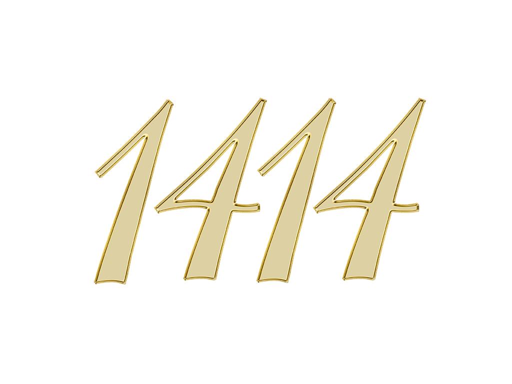 1414 エンジェルナンバー