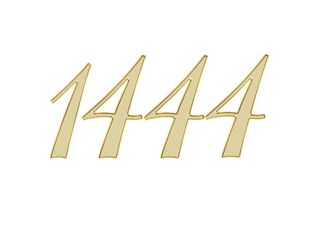 1444 エンジェルナンバー