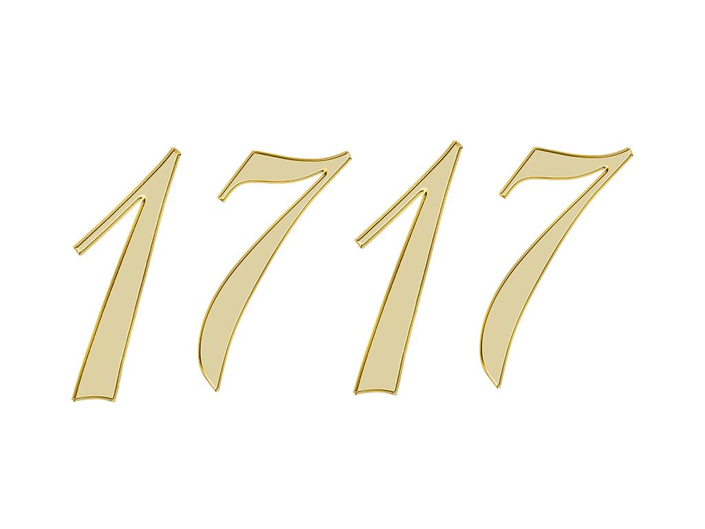 1717 エンジェルナンバー