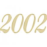 2002 エンジェルナンバー