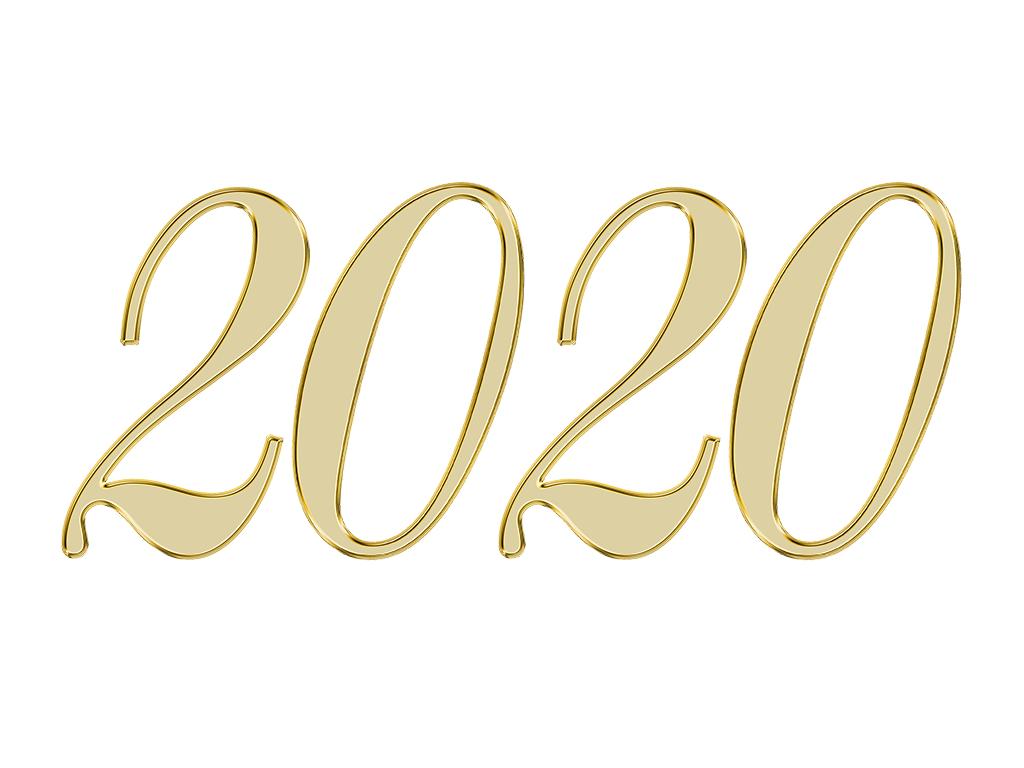 2020 エンジェルナンバー