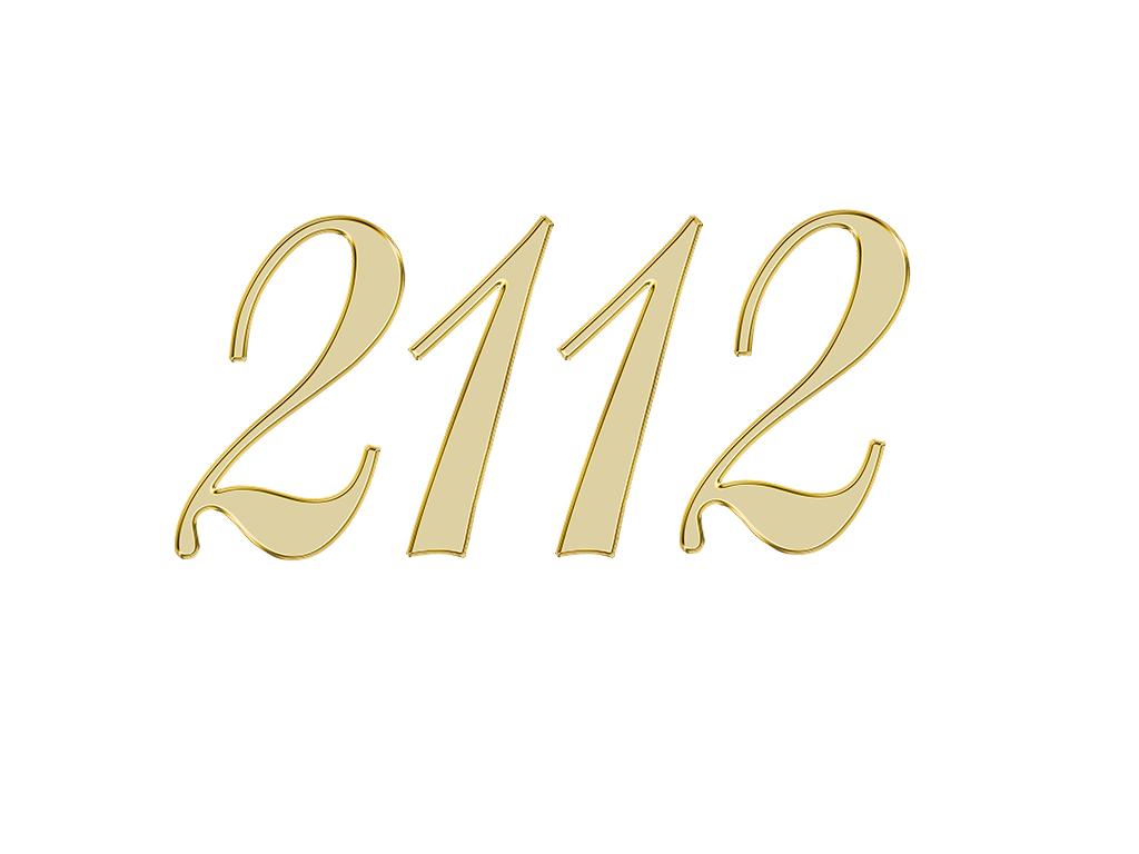 2112 エンジェルナンバー