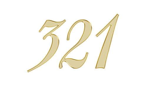 321のエンジェルナンバーが伝えている意味とは?