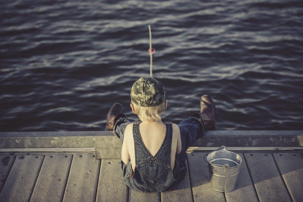 夢占い 魚 釣り