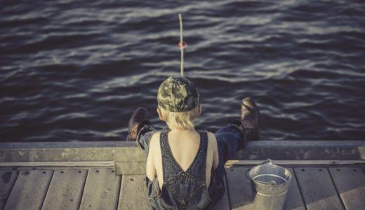【夢占いで魚釣りの夢の意味】大きい魚ほど吉夢!