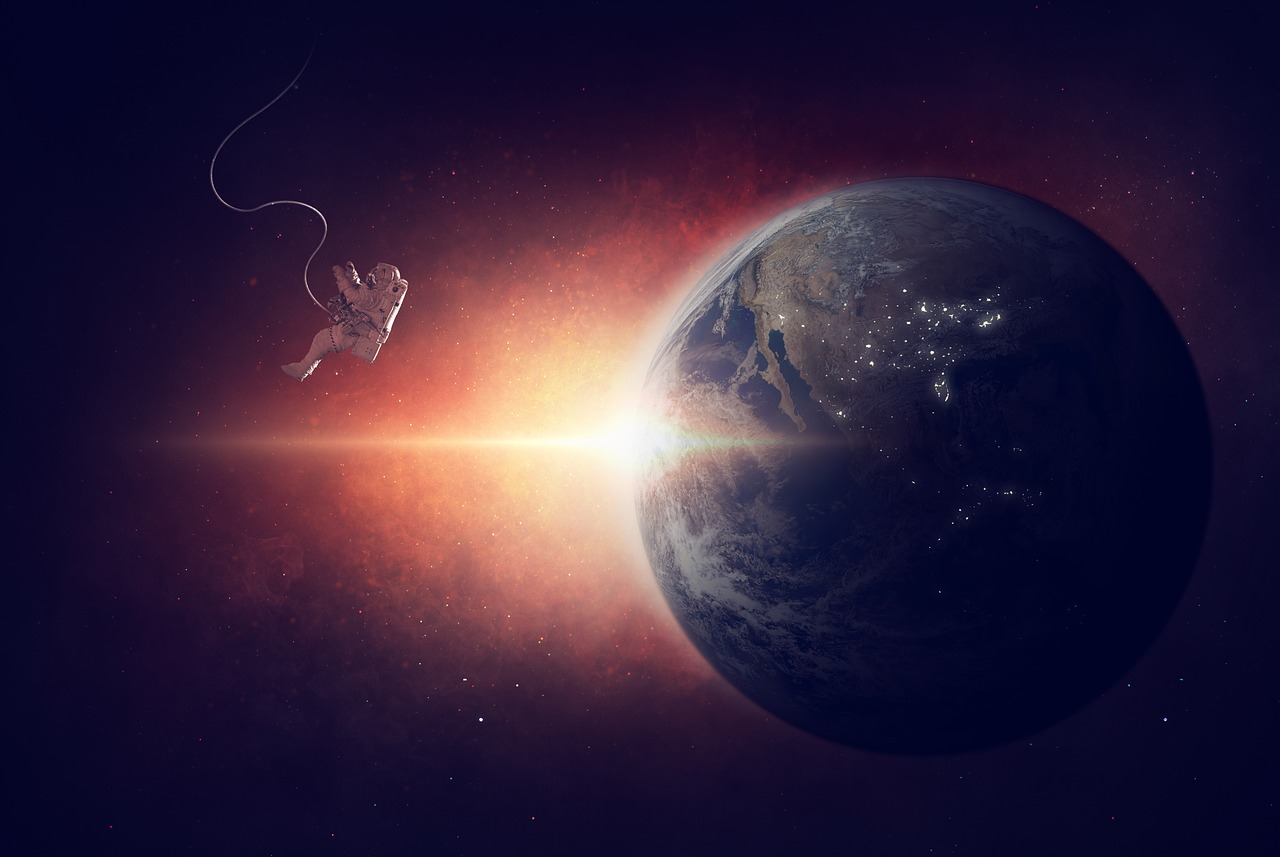 夢占い 宇宙
