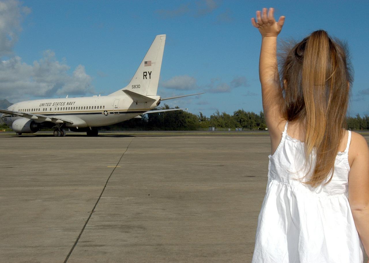 夢占い 飛行機