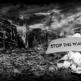 夢占い 戦争