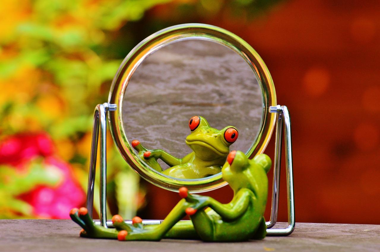 夢占い 鏡
