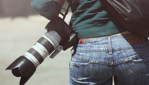 夢占いでカメラの夢の意味【関心の対象】