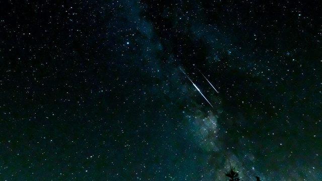 夢占い 流れ星